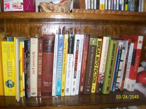 Writer's Reference Shelf